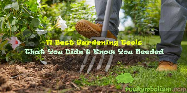 11 Best Gardening Tools That You Didn't Know You Needed